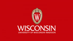 The logo for University of Wisconsin which is one of the Best Colleges for Future Rhodes Scholars