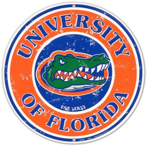 Logo for University of Florida Gators top women's soccer colleges listing