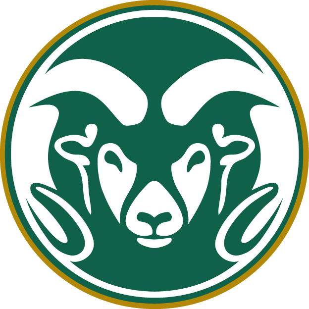 The log for Colorado State University which has a great Online BS in Agricultural Business