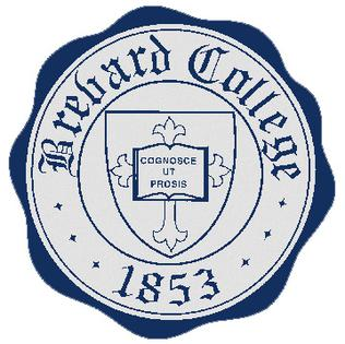 The logo for Brevard College Which is on our list of most affordable colleges in the south