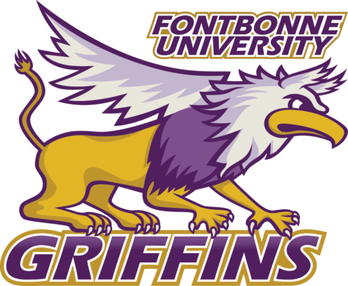 The logo for Fontbonne University which offers a top Online Master's in Supply Chain Management