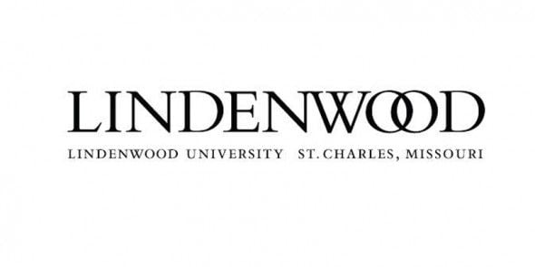 The logo for Lindenwood University which offers a great online masters in logistics and supply chain management
