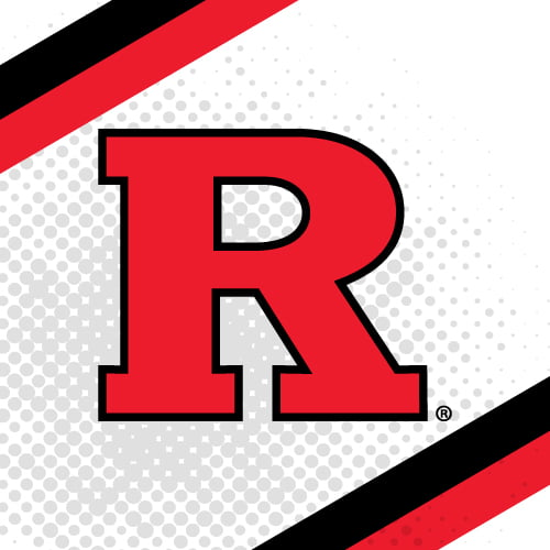 The logo for Rutgers University which offers a great masters in logistics online