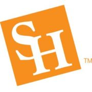 The logo for Sam Houston State University which has an online masters in project management