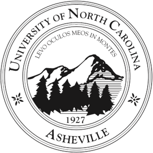 The logo for University of North Carolina which is the third most affordable colleges near mountains