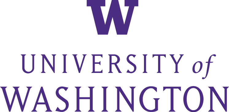 The logo for University of Washington which has a top masters in supply chain management online degree
