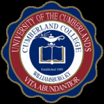 The logo for University of the Cumberlands which ranked 10th for best value schools with phd in cyber security online
