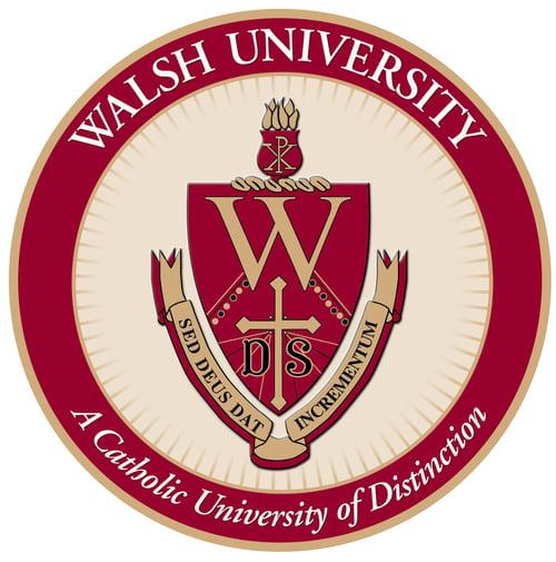 Walsh University - MSN in Nursing Education Online- Top 30 Values 2018
