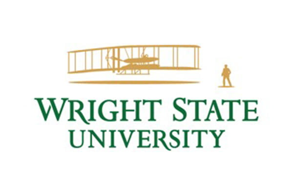 The logo for Wright State University which has a Online Master's in Logistics and Supply Chain Management online