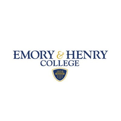 The logo for Emory & Henry College which is one of the top colleges in the appalachian mountains