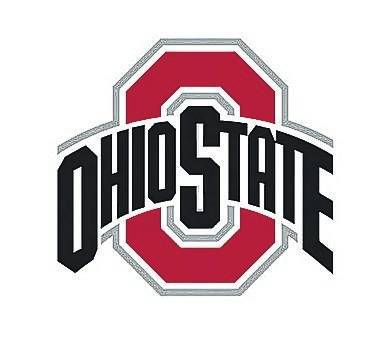 The logo for Ohio State which is a great sea grant college