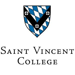 The logo for Saint Vincent College which placed in our ranking for top colleges for young republicans