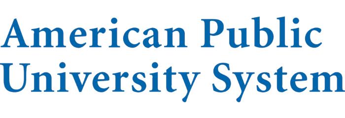 American Public University System - Educational Leadership Online Programs