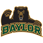 The logo for Baylor University  which is one of the best colleges for women's basketball