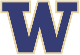 The logo for University of Washington which is a great school Future Rhodes Scholars