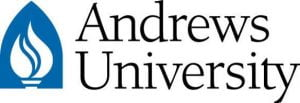 The logo for Andrews University which placed 29th out of the best doctoral programs in educational leadership