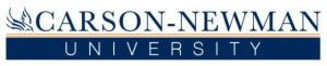 The logo for Carson-Newman University which has a top Online PhD in Administrative Leadership