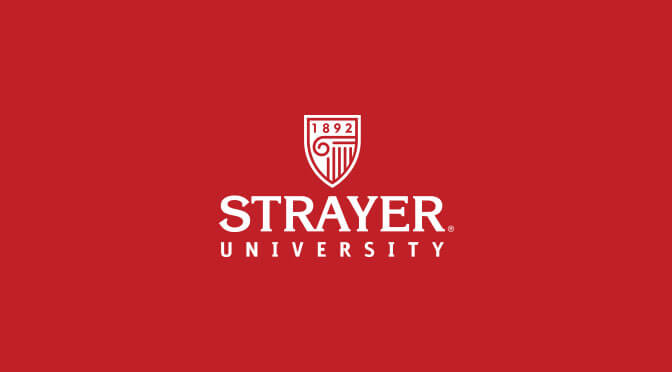 Strayer University - Master's in Educational Technology Online- Top 50 Values