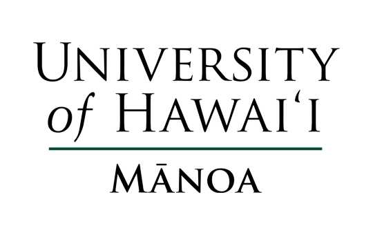 The logo for University of Hawaii
