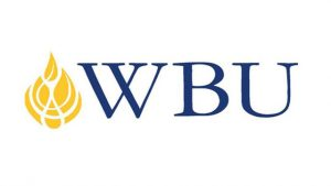 The logo for Wayland Baptist University which has one of the best online history graduate programs