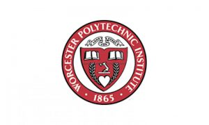 The logo for Worcester Polytechnic Institute which has a top computer science schools undergraduate