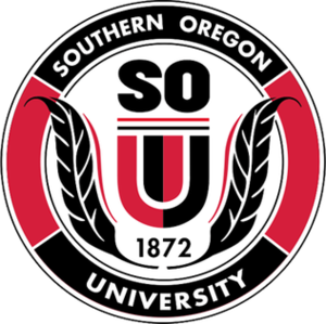 The logo for SOU which is on of the chief colleges in pacific northwest