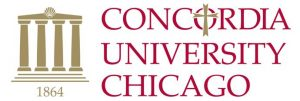 The logo for Concordia University which offers a top Online PhD in Leadership - Health and Human Performance