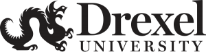 The log for Drexel University which placed 19th for best sports management programs