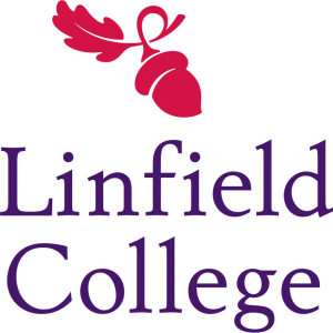 The logo for Linfield College with is one of the most affordable pacific northwest colleges