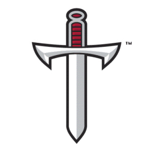 The logo  for Troy University  which offers a top Online PhD in Sport Management