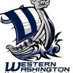 The logo for Western Washington University which placed in our article on universities near the beach