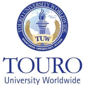 The logo for Touro University Worldwide which is a great school for online phd industrial organizational psychology