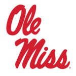 The logo for University of Mississippi which is a top school if you want to become a Rhodes Scholar