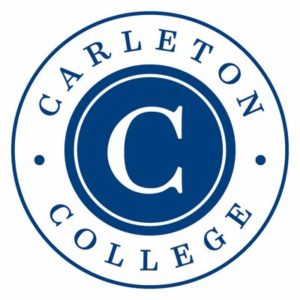 The logo for Carleton College