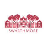 The logo for Swarthmore College which is a top school for  rhodes scholars by university