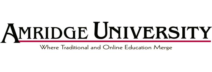 Amridge University - Master of Divinity Online- Top 30 Values