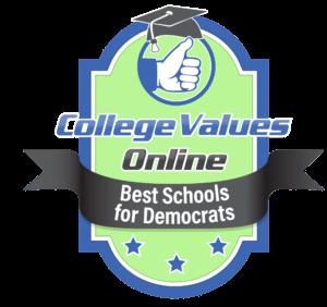 democratic colleges rankings