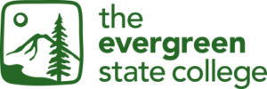The logo for the Evergreen State College