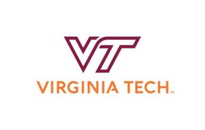 The logo for Virginia Polytechnic Institute and State University which offers a Bachelor's in Food Science and Technology