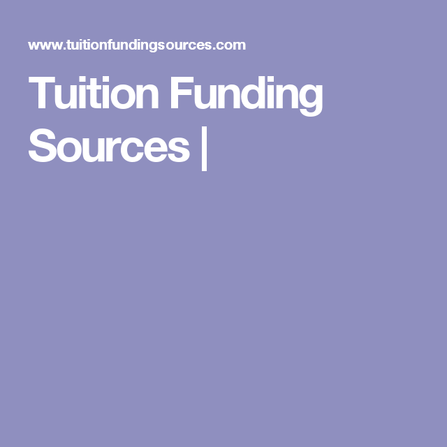 Tuition Funding Sources - Scholarships dot com - Best Scholarship Websites