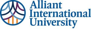 The logo for Alliant International University which ranked 21st for best schools that offer a phd in marketing online