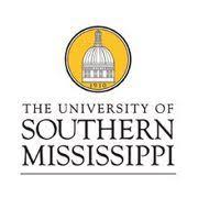 The logo for University of Southern Mississippi which raked 24th fo top parks and recreation management degree