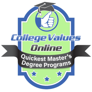 9 month masters degree online