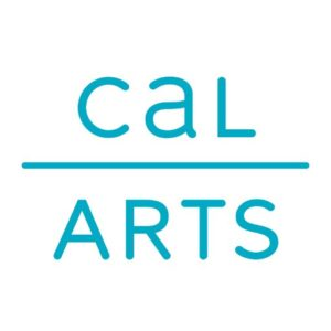 The logo for California Institute of the Arts wich is the top school in our ranking for Best Online Photography Degree Programs