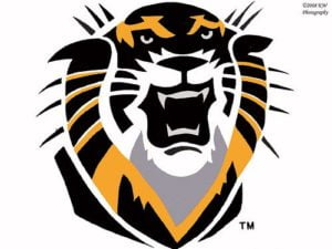 The logo for Fort Hays State University