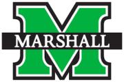 The logo for Marshall University which offers a Undergraduate International Studies Program