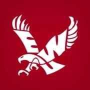 The logo for Eastern Washington University of Arkansas Little Rock one of the 30 Most Affordable Web Design/Development Degrees