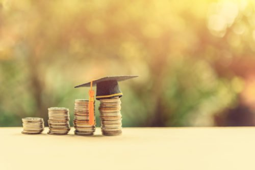 average cost per credit hour for online college