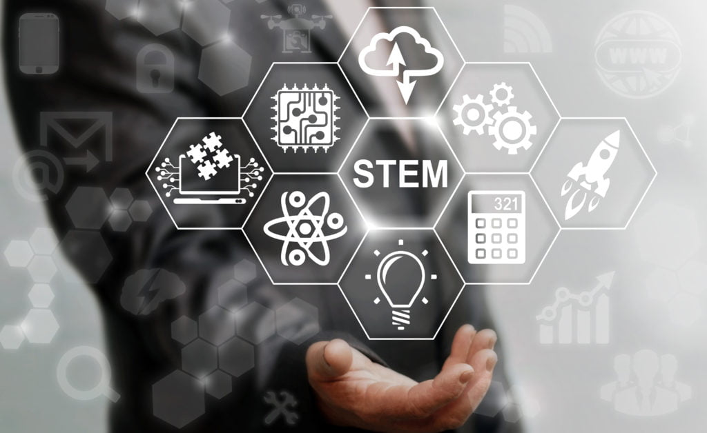 an image accompanying our article on what is a stem degree