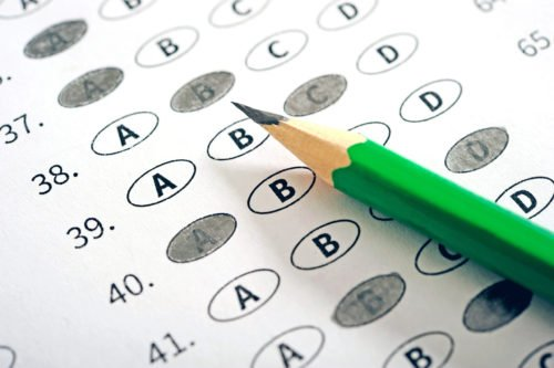 An image accompanying our article on colleges with low SAT requirements